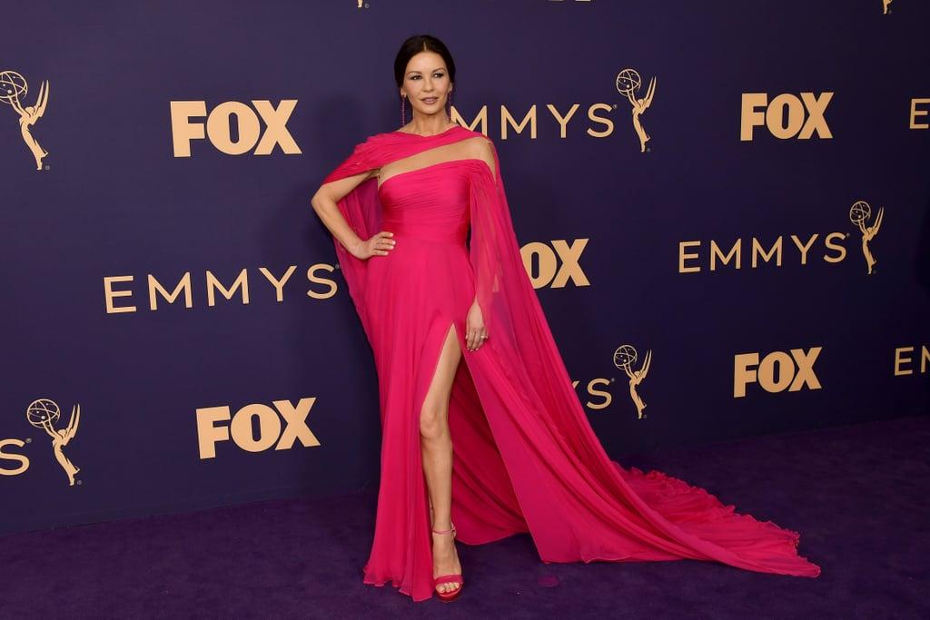 Catherine Zeta Jones no emmy 2019