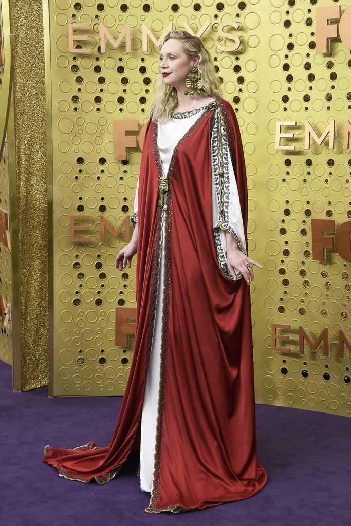 Gwendoline Chistie no emmy 2019