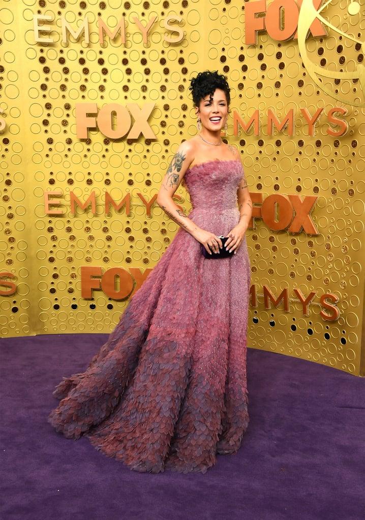 Halsey no Emmy 2019