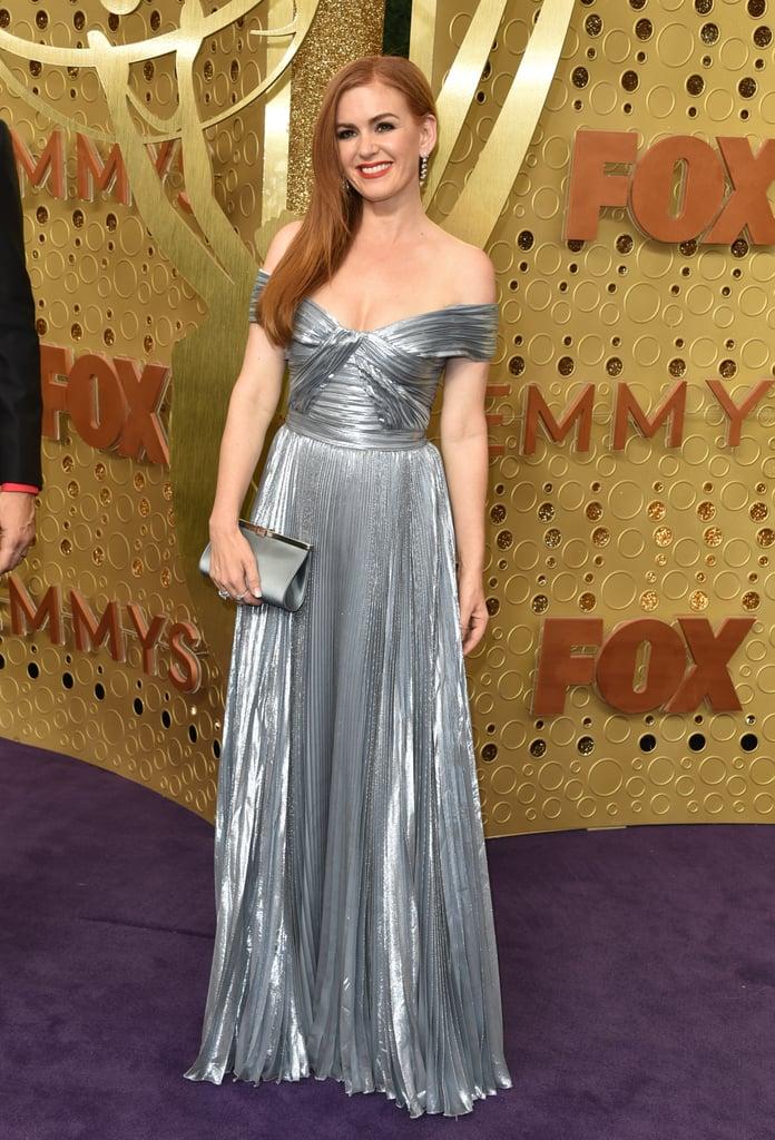 Isla Fisher no Emmy 2019