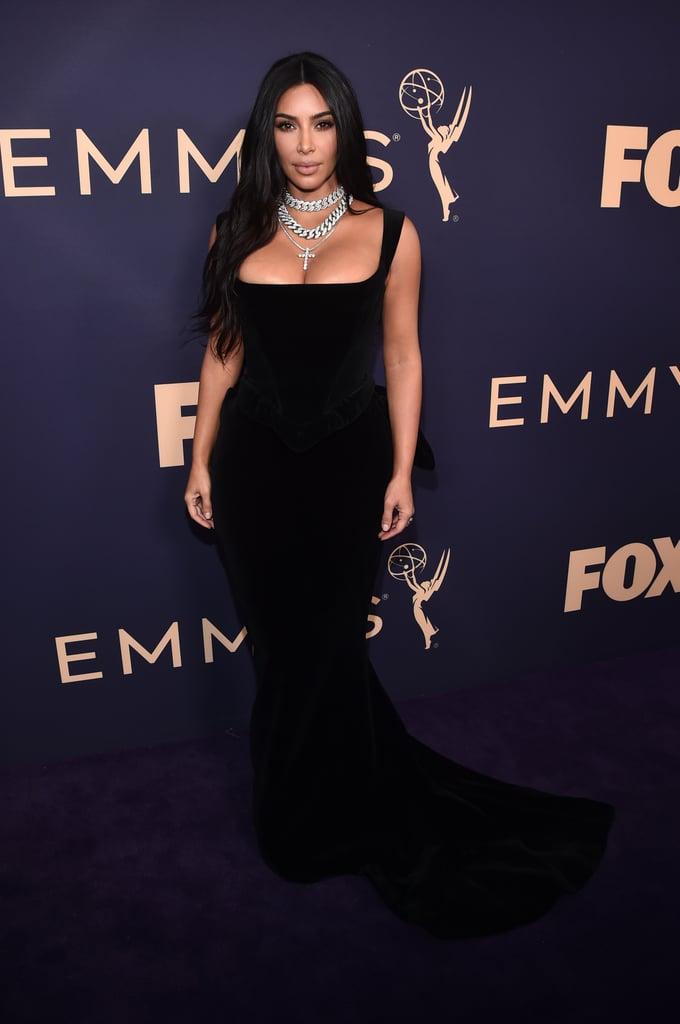 Kim Kardashian no emmy 2019