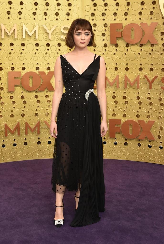 Maisie Williams no Emmy 2019