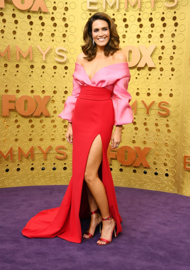 Mandy Moore no Emmy 2019