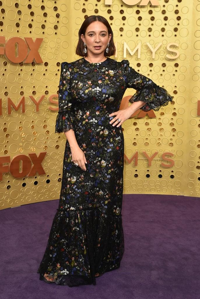 Maya Rudolph no Emmy 2019