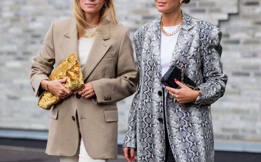 colares estilo correntaria da moda