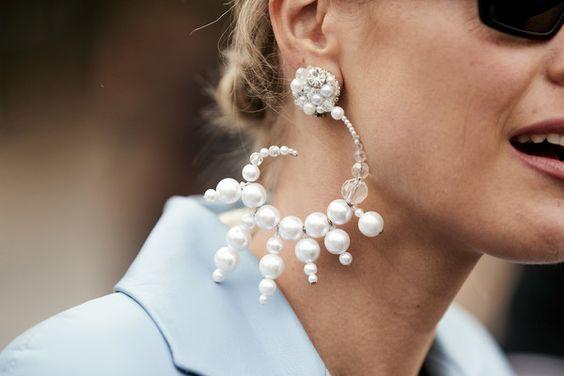 joias de perolas tendencia primavera