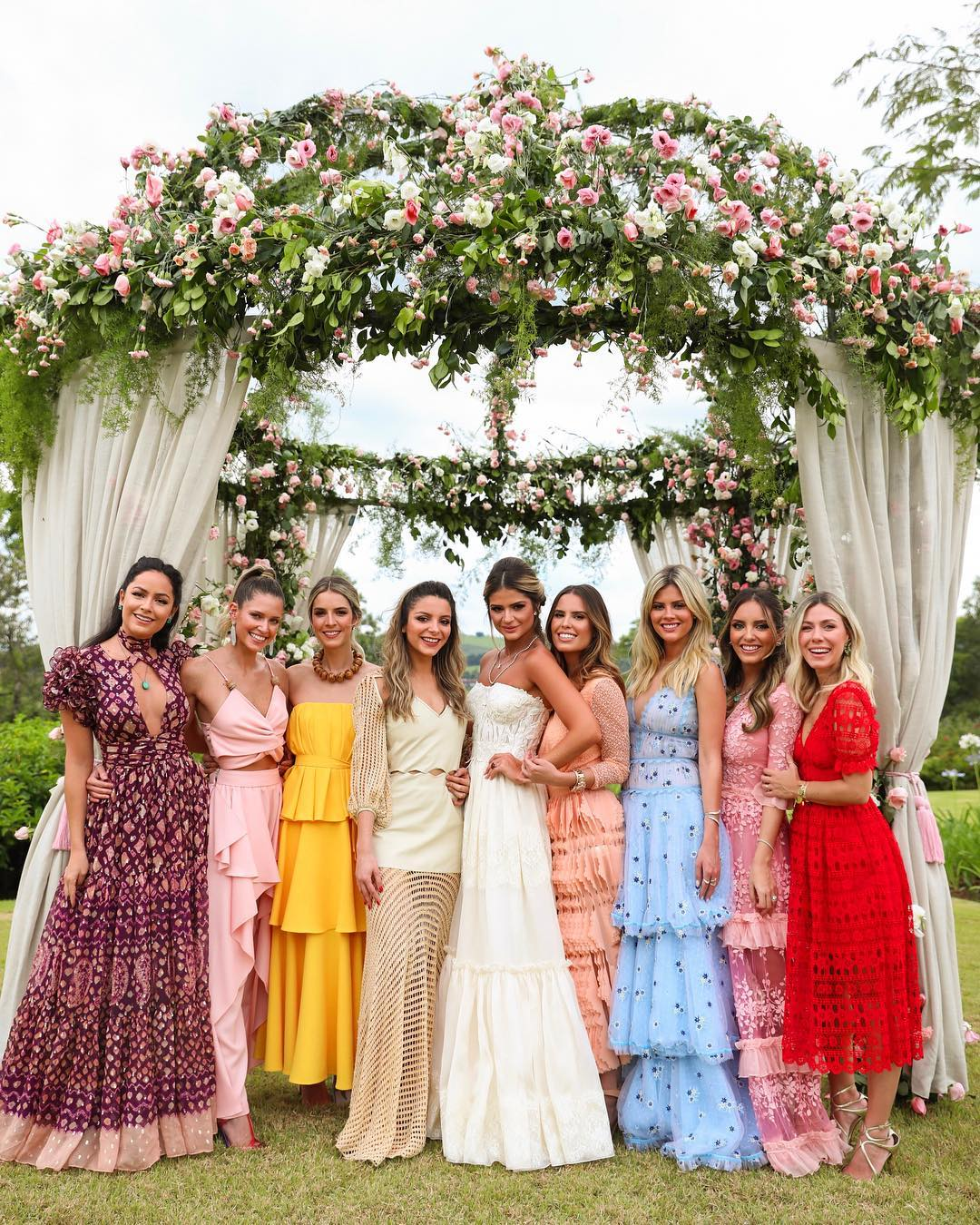 noivado de Thassia Naves convidados