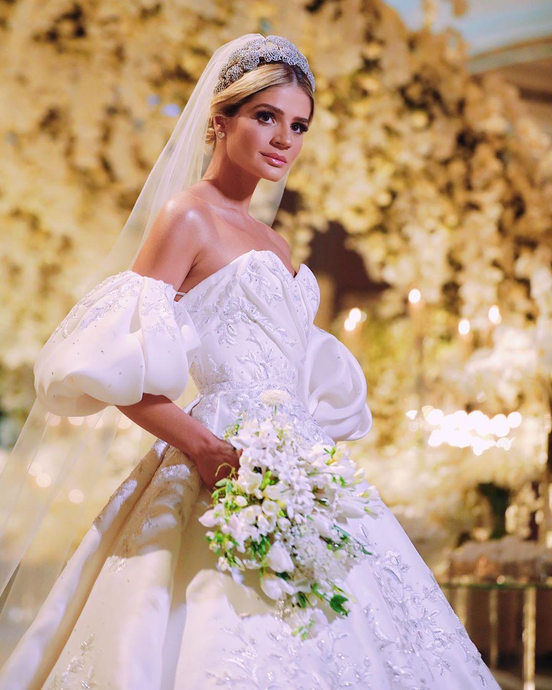 vestido thassia naves casamento