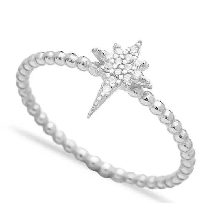aneis de noivado de estrela