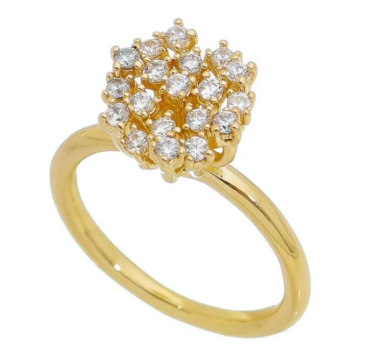 anel de noivado chuveiro