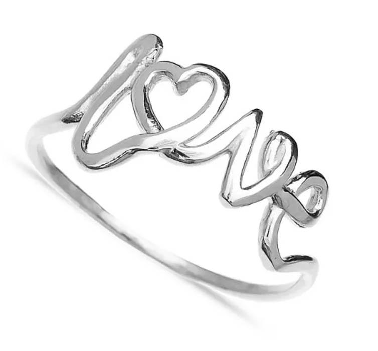anel de noivado love