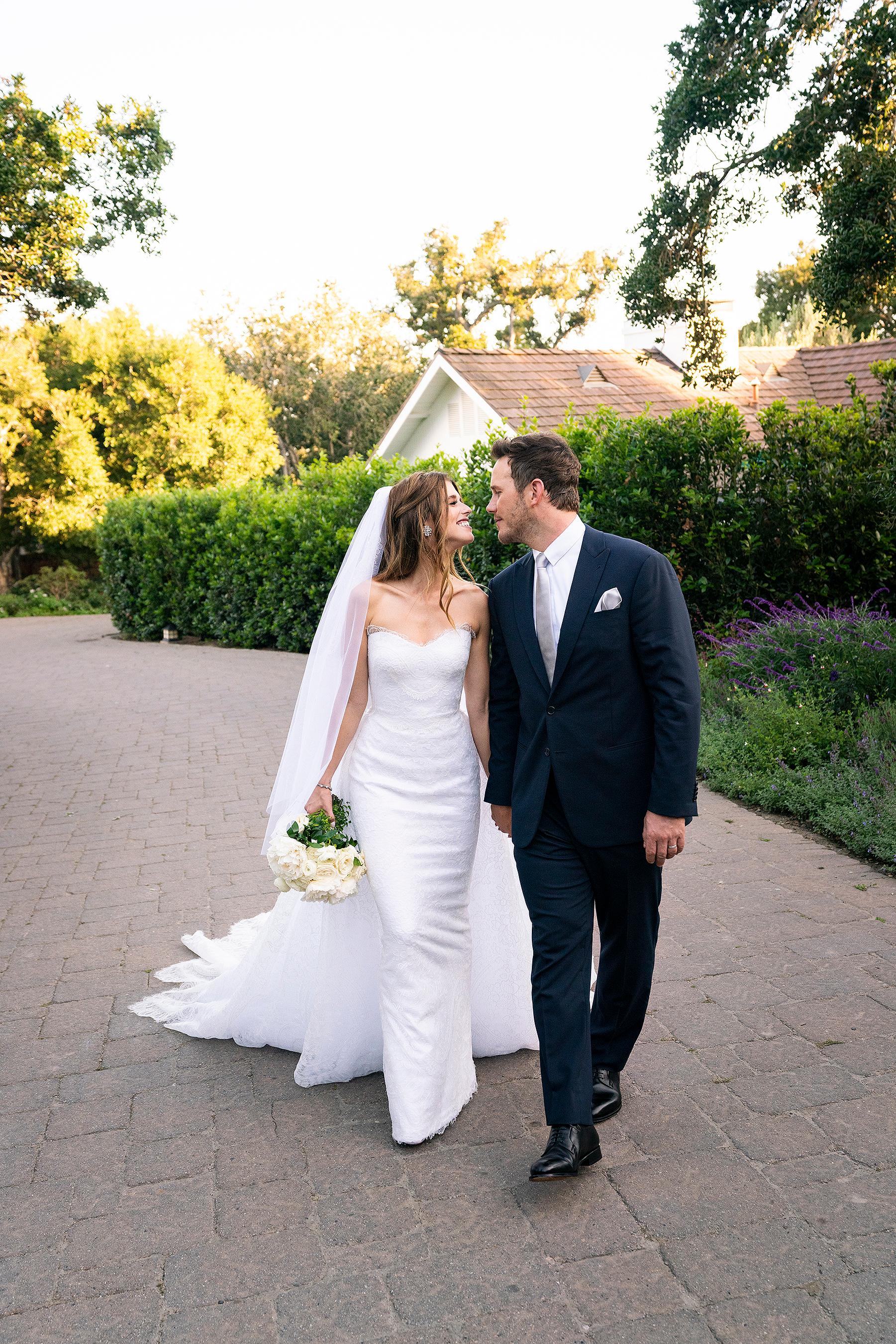 katherine schwarzenegger vestido de casamento