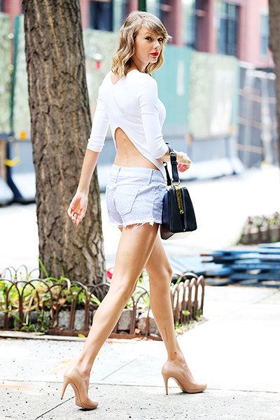 taylor swift street style 2014