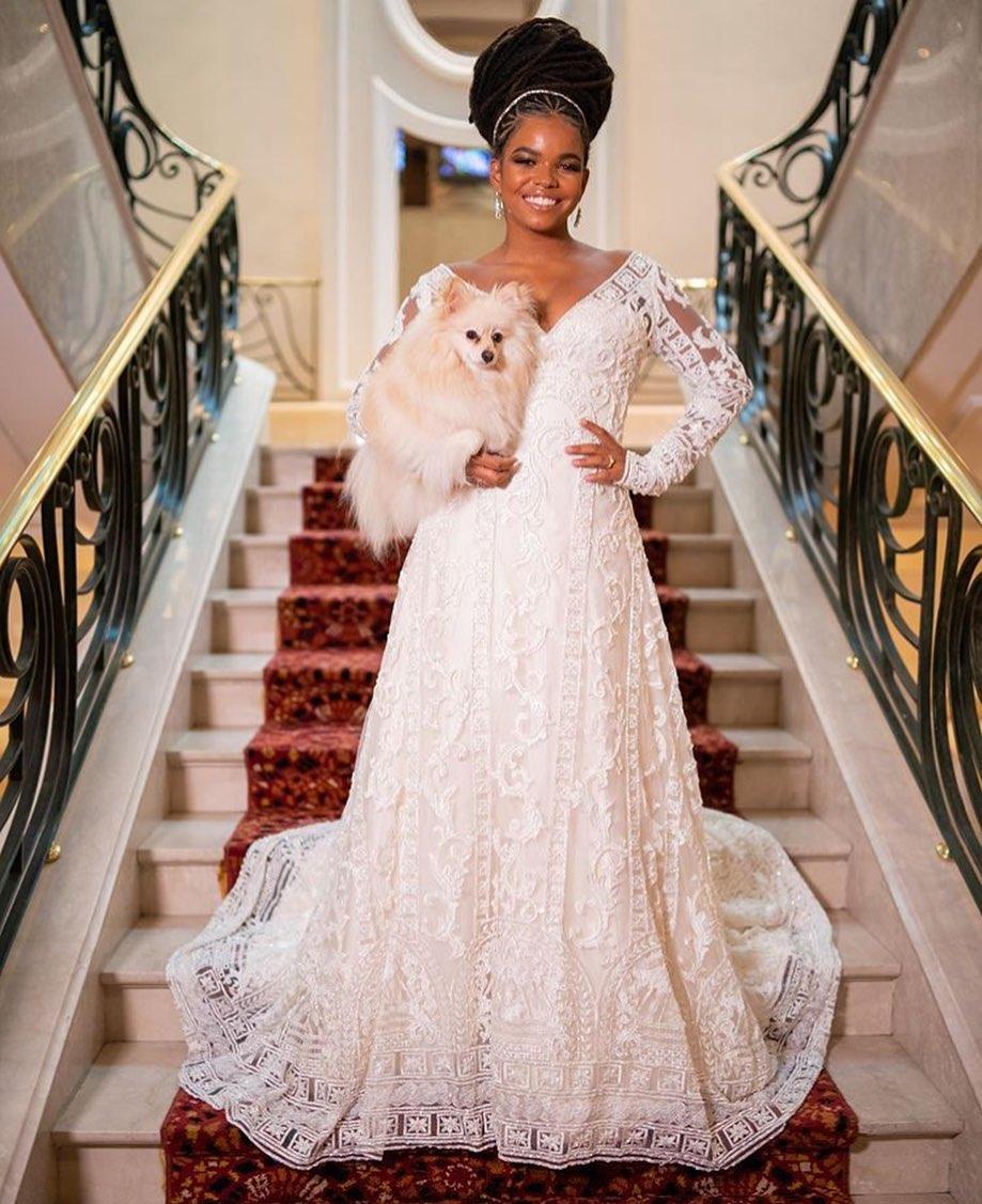 vestido de noiva jennifer nascimento