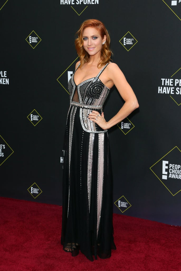 Brittany Snow 2019 People Choice Awards