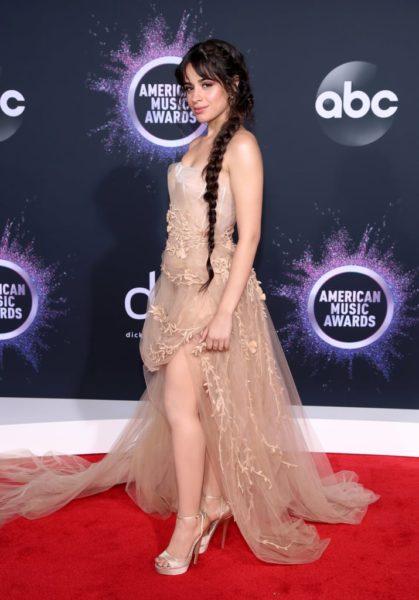 Camila Cabello American Music Awards
