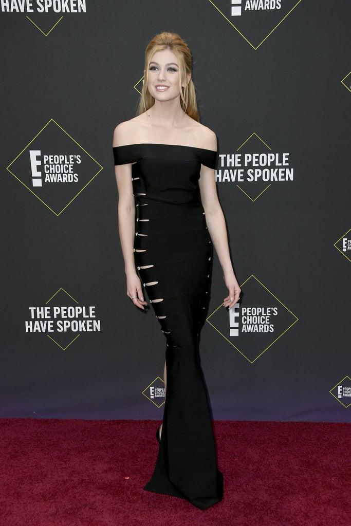 Katherine McNamara People Choice Awards 2019