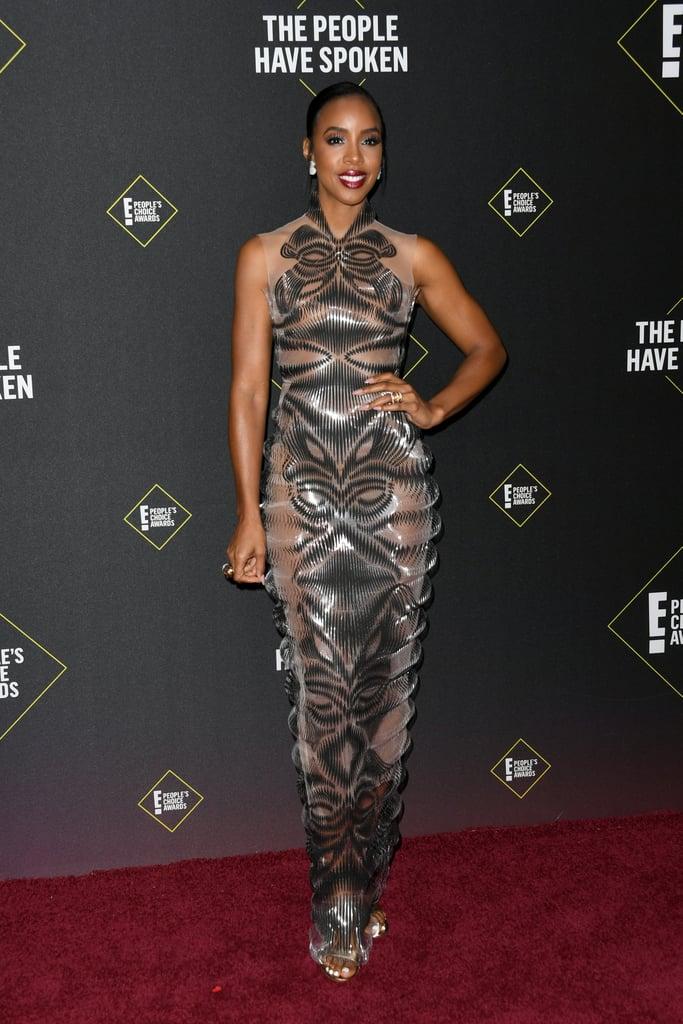 Kelly Rowland People Choice Awards 2019