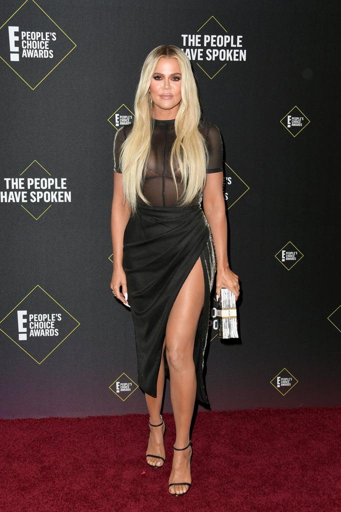 Khloé Kardashian People Choice Awards