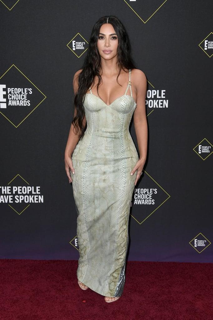 Kim Kardashian People Choice Awards 2019