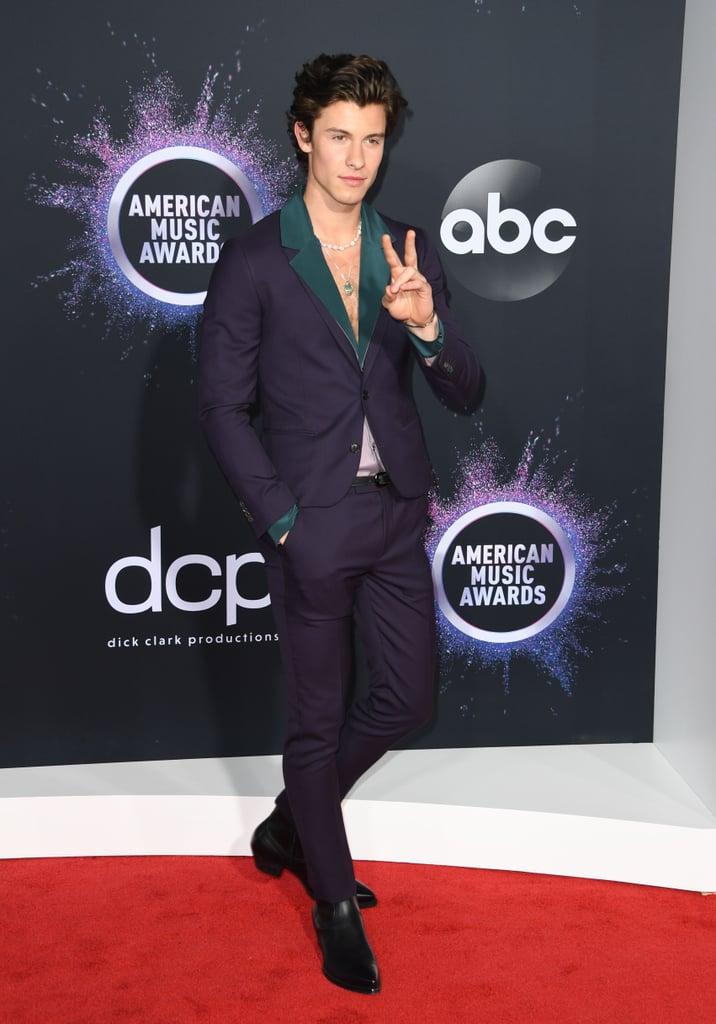 Shawn Mendes no AMA