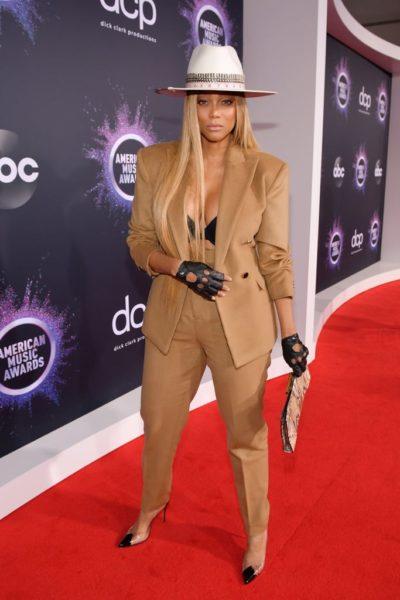Tyra Banks American Music Awards