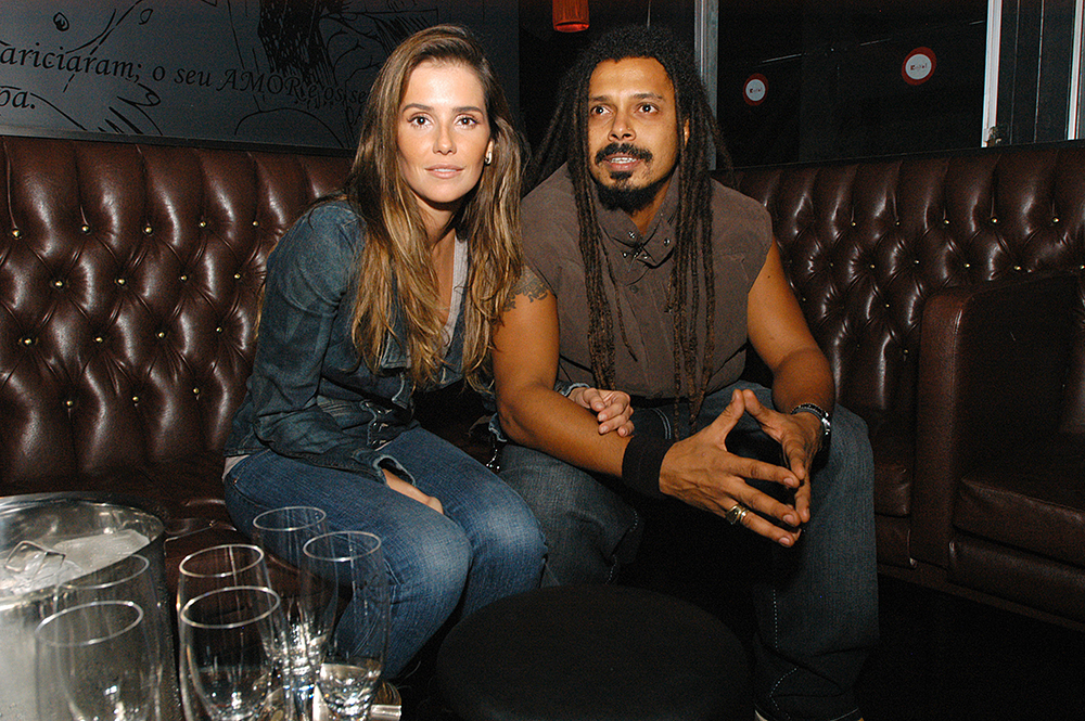 Deborah Secco com Falcao Namorados