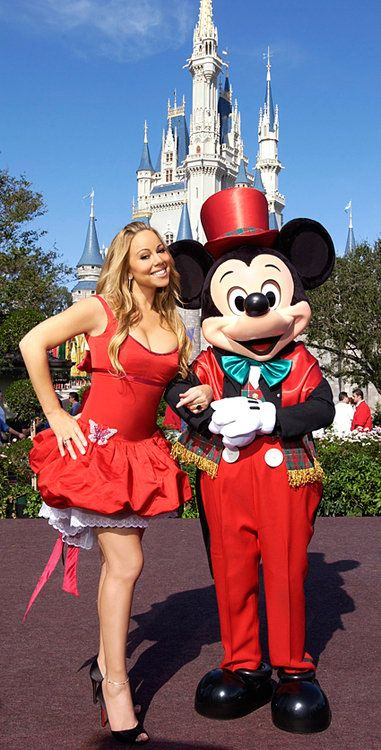 mariah carey disney