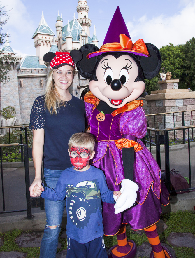 Reese Witherspoon na disney