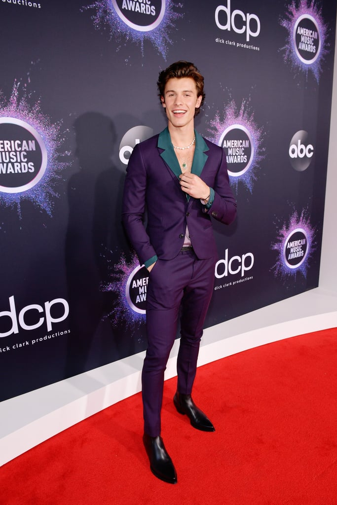 terno roxo shawn mendes