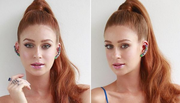 piercing fake marina ruy barbosa