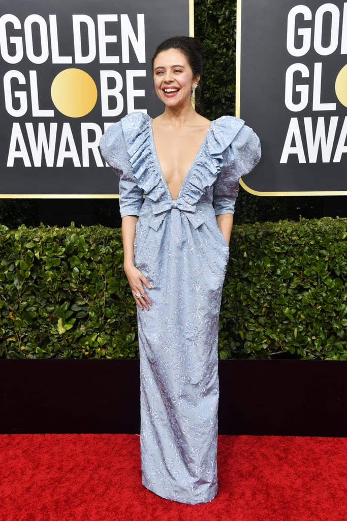 Bel Powley no Golden Globe 2020