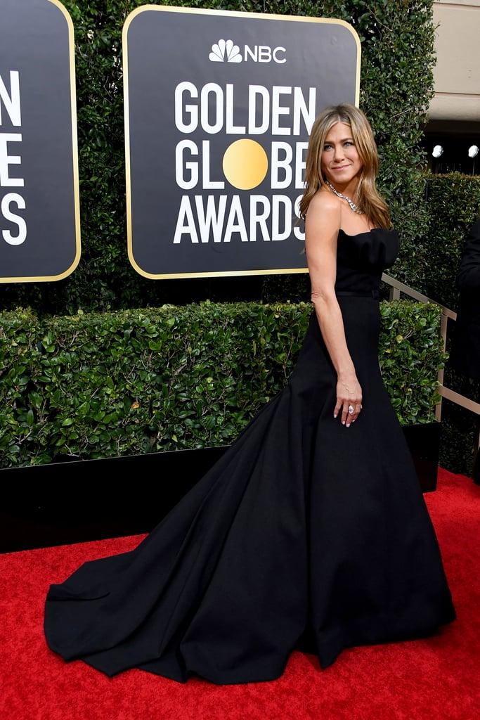Jennifer Aniston no Golden Globe 2020