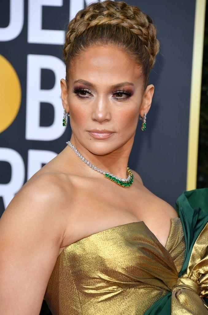 Jennifer Lopez 2020 Golden Globes
