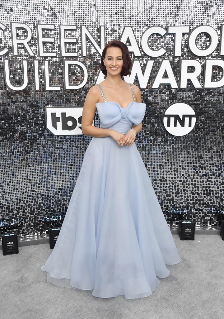 Kristen Gutoskie no SAG Awards