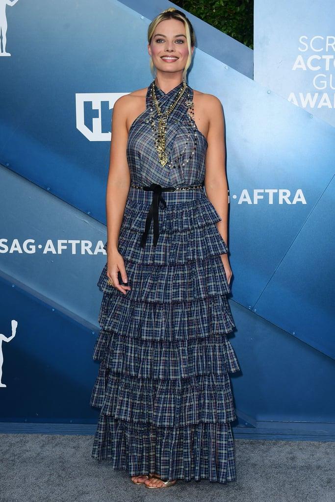 Margot Robbie no SAG Awards 2020