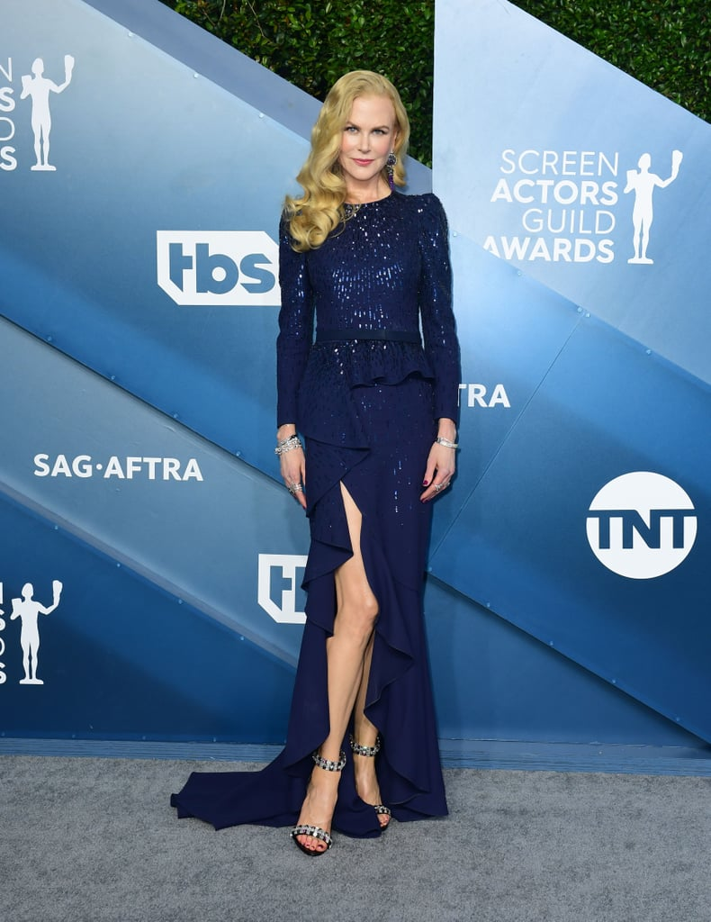 Nicole Kidman no SAG Awards
