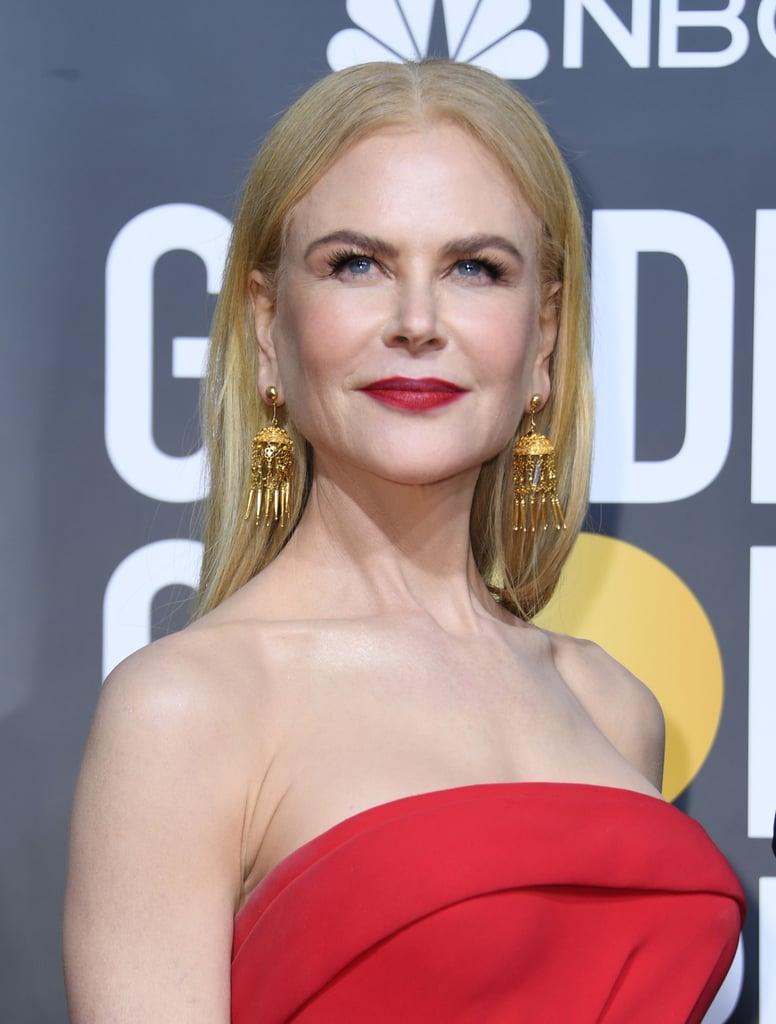 Nicole Kidman na Premiação GOLDEN GLOBE 2020