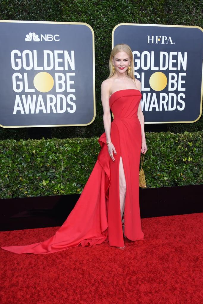 Nicole Kidman na Premiação GGA 2020