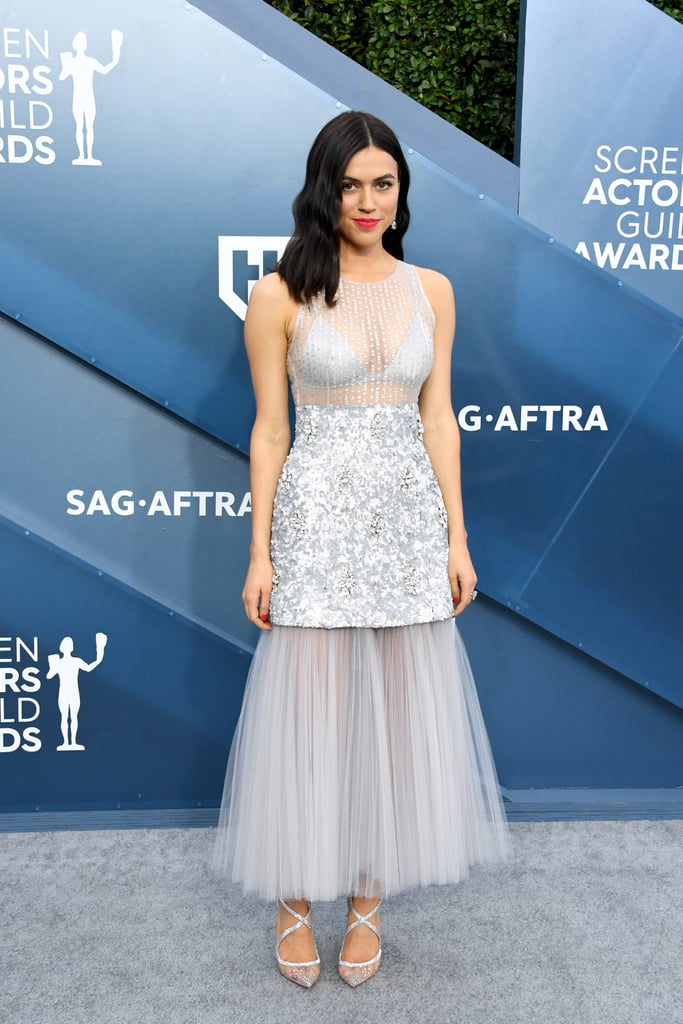 Nina Kiri no SAG Awards 2020