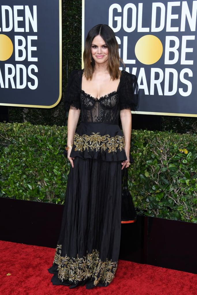 Rachel Bilson no Globo de Ouro 2020