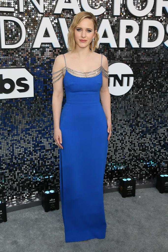 Rachel Brosnahan no SAG Awards 2020