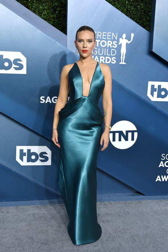 Scarlett Johansson no SAG Awards 2020