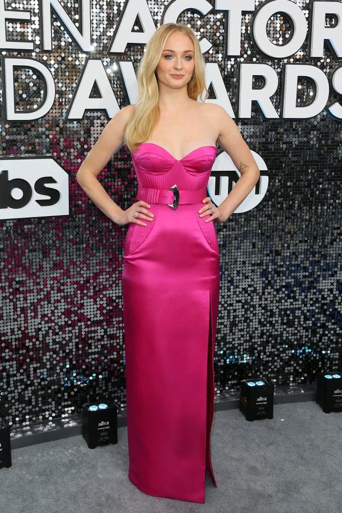 Sophie Turner no SAG Awards 2020