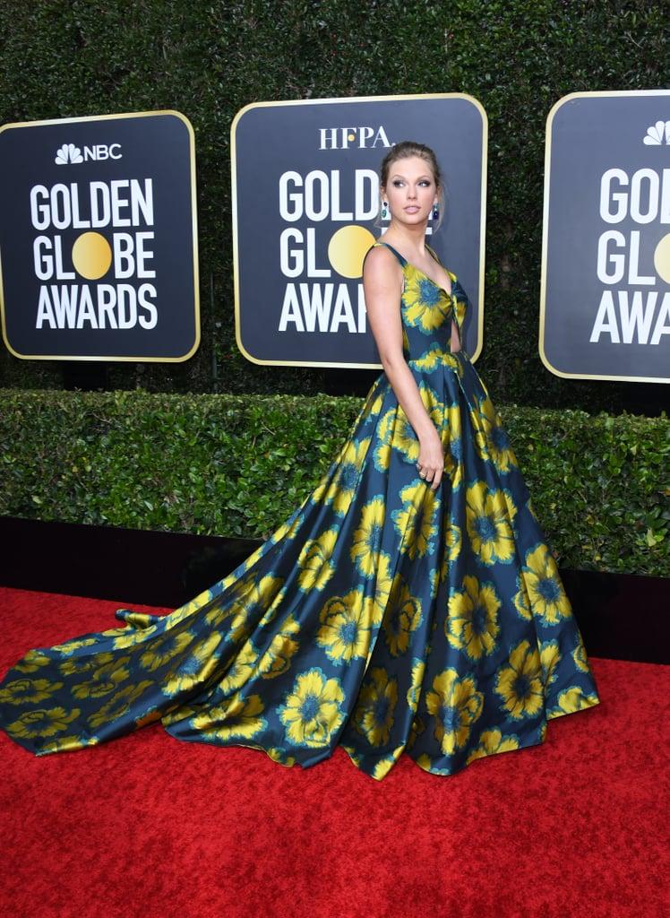 Taylor Swift no Golden Globe 2020
