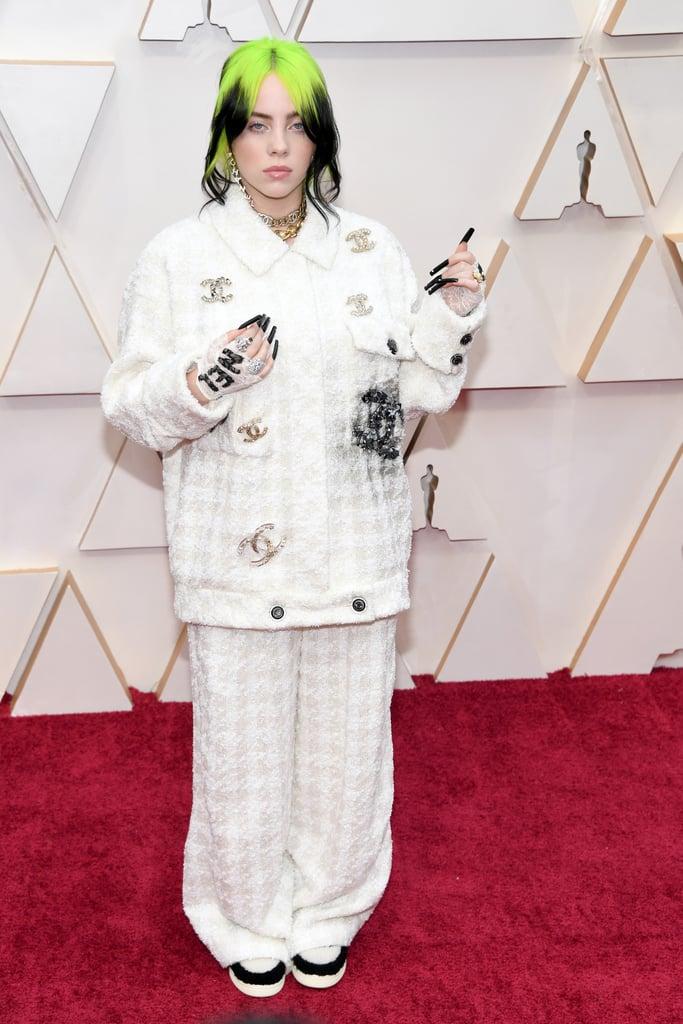 Billie Eilish no Oscar 2020
