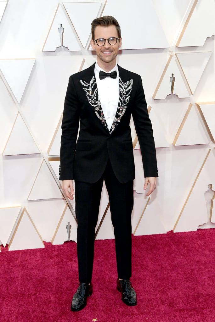 Brad Goreski no Oscar 2020