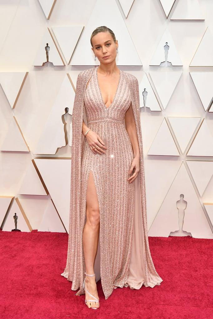 Brie Larson no Oscar 2020