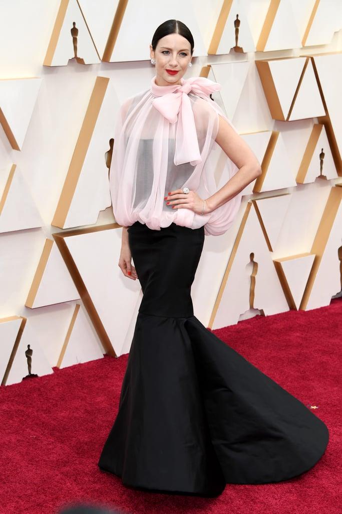 Caitriona Balfe no Oscar 2020