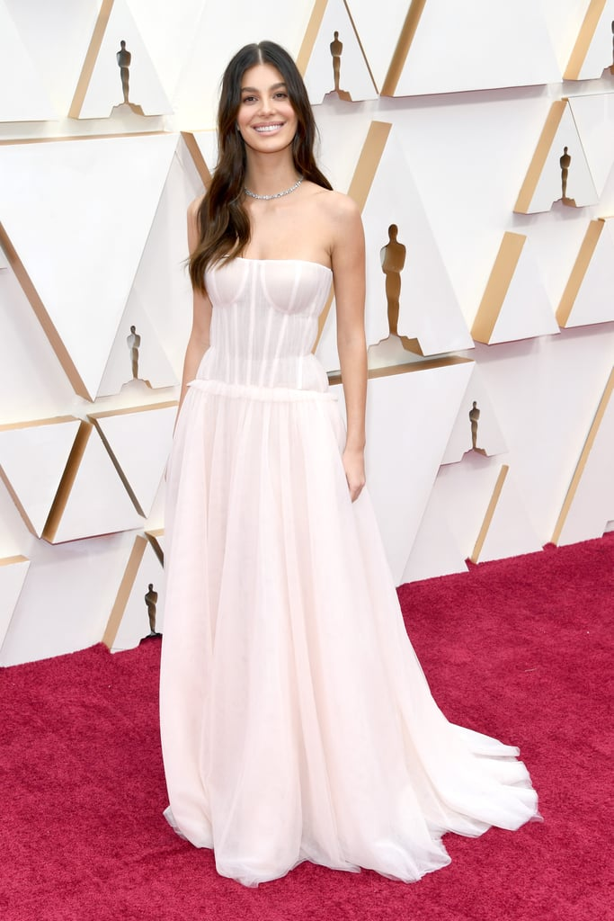 Camila Morrone at the Oscars 2020
